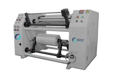 #alt_tagsemi automatic stretch film making machine