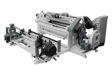 #alt_tagSurface Slitting Rewinder Machine