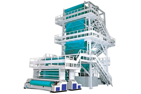 #alt_tagtwo layer blown film plant